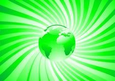 Planeta verde Libre Illustration
