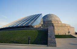 Planetario de Adler fotos de archivo libres de regalías
