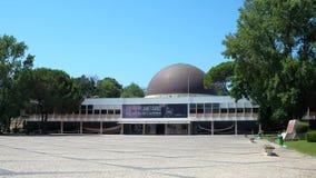 Planetario de Calouste Gulbenkian en Lisboa metrajes
