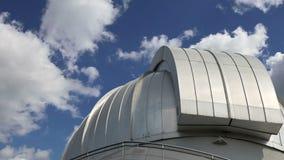 Planetario de Moscú en el fondo del cielo, Rusia metrajes