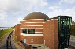 Planetario en Baton Rouge imágenes de archivo libres de regalías
