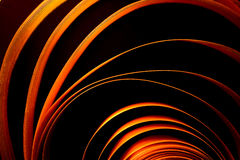 Planetarisches System. Lizenzfreies Stockbild