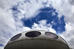 Planetarium Royalty Free Stock Photo