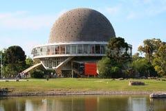 Planetarium royalty-vrije stock afbeeldingen