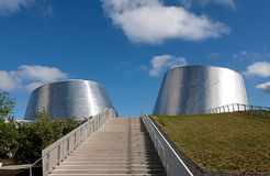 planetarium Royalty-vrije Stock Foto's
