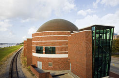 Planetarium in Baton Rouge Royalty Free Stock Images