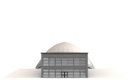 The Planetarium 3 Royalty Free Stock Photo