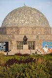 Planetarium de Adler em Chicago imagem de stock