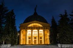 Planetarium i Volgograd Fotografering för Bildbyråer