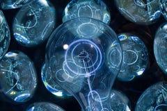 Planetarium lamp Stock Photography
