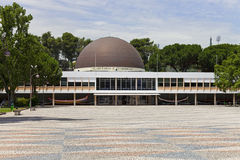 Planetarium Lisbon Belem Royalty Free Stock Photography