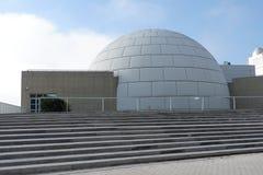 Planetarium of Madrid stock photos