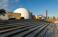 Planetarium Madrid, Spain Stock Photo