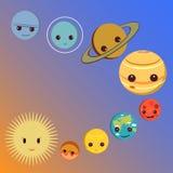 planetas foto de stock