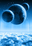 Planeten Lizenzfreies Stockbild