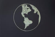 Planeten-Erde Lizenzfreies Stockbild