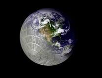 Planeten-Erde Lizenzfreie Stockfotografie