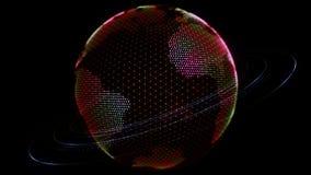 Planeten-Erde angeschlossen