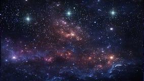 Planeten und Galaxie, Kosmos, körperliche Kosmologie lizenzfreies stockfoto