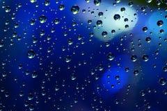 Planeten van de bellen van water Stock Foto