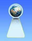 Planetenerde Lizenzfreie Stockfotografie