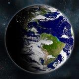 Planetenerde Stockbild