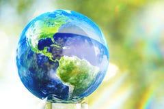 Planetenerde Lizenzfreie Stockbilder