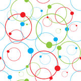 Planetenfliese Stockfoto