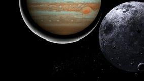 Planeter och galax, sciencetapet Sk?nhet av djupt utrymme Miljarder av galaxen i den kosmiska konstbakgrunden f?r universum, Ver royaltyfri bild