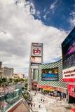 Planethollywood-Rücksortierung und Kasino Stockfotografie