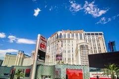 Planethollywood-Rücksortierung und Kasino Stockfoto