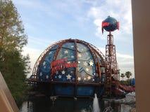 PlanetHollywood restaurang i Florida Arkivfoton