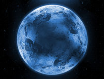 Planetjord arkivbilder