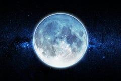 Planetjord, beståndsdelar av denna bild som möbleras av NASA Begrepp Arkivbild