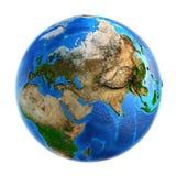 Planetjordlandforms Fotografering för Bildbyråer