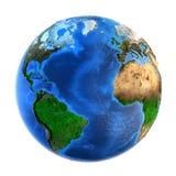 Planetjordlandforms Royaltyfria Bilder