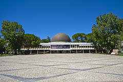 Planetário Calouste Gulbenkian, lisbon Stock Photo