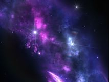 Free Planets And Galaxy, Science Fiction Wallpaper. Stock Photos - 121261283