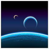 Planets Royalty Free Stock Photography