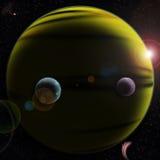 planety Zdjęcia Stock