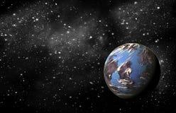 planety przestrzeń Obraz Stock