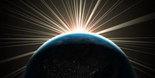 planety ziemi Fotografia Royalty Free