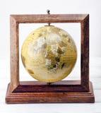 Planety ziemia, Światowe kul ziemskich mapy Obrazy Royalty Free