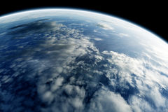 Planety ziemia Zdjęcie Royalty Free