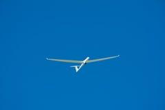 Planeur en vol Image libre de droits