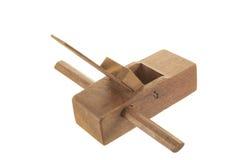 Planeuse en bois Images libres de droits