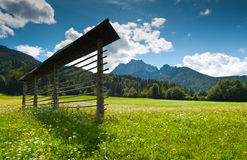 Planica Valley Stock Image