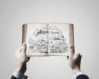 Planificación de empresas Imagen de archivo libre de regalías