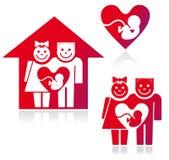 Planificación familiar. Fotografía de archivo libre de regalías