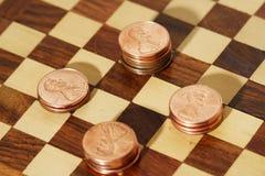 Planificación financiera Imagen de archivo libre de regalías